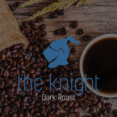 GLORYBREW - THE KNIGHT - DARK ROAST - 12 PODS