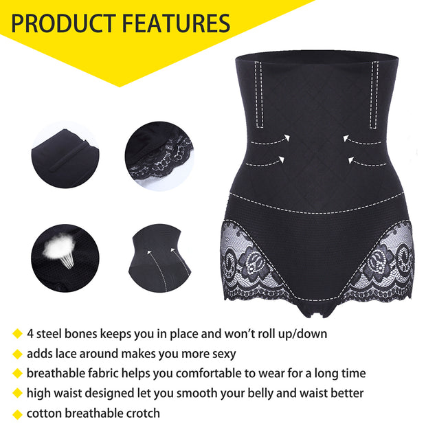 Invisable Strapless High Waist  Butt Lifter