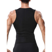 Fat Burning Zipper Sauna Vest