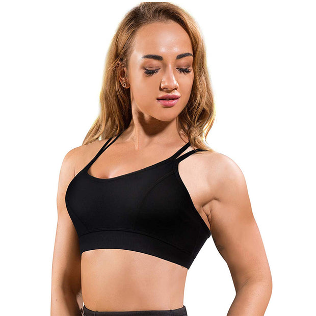 Women's Breathable Bralette Sports Bra