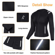 Fat Burning Full Body Workout Jacket