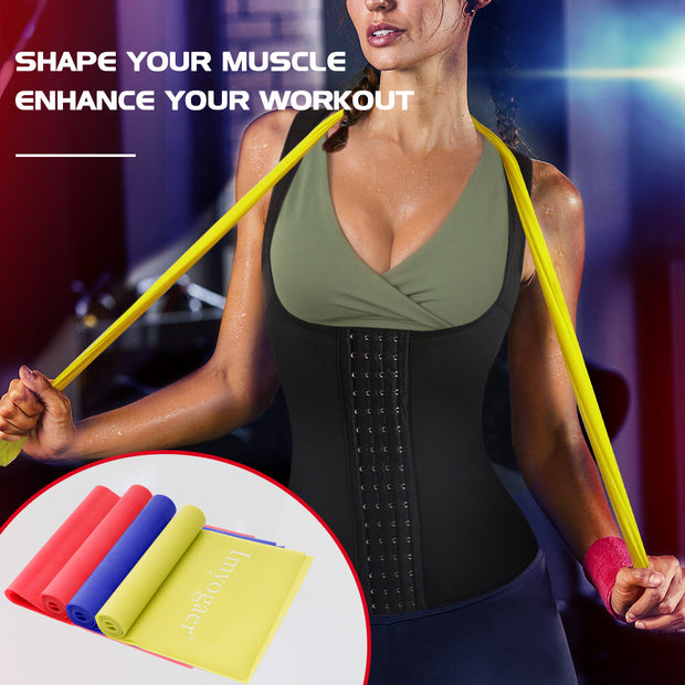Junlan Stretch Exercise Resistance Bands 1