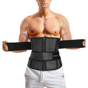 Junlan Men Double Straps Tummy Control Waist Trainer