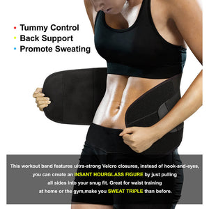 Toning Belts Eses Weight Loss Waist Trimmer Belt for Men