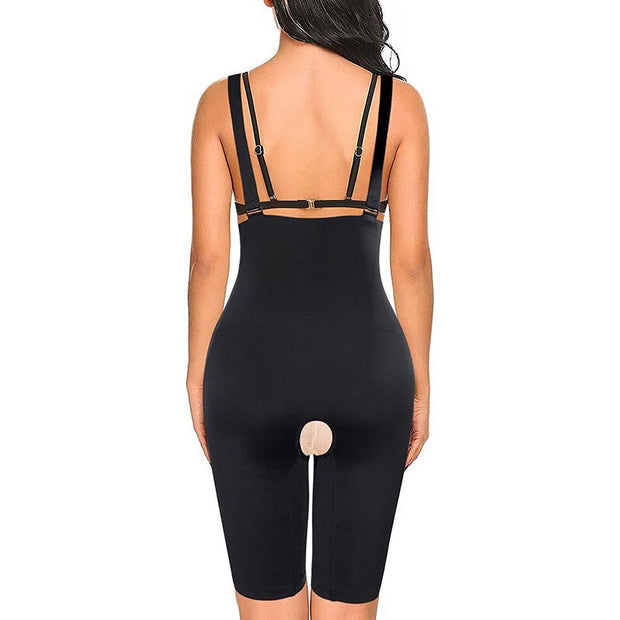 Junlan High Waist Slimming Shapewear with Wide Strap