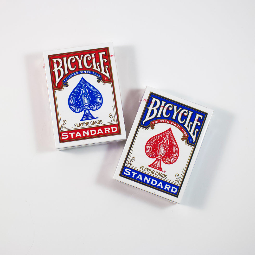 One Deck Of Bicycle Playing Cards (Colors Vary)