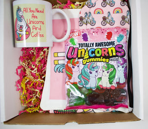 The Deluxe Unicorn Care Package