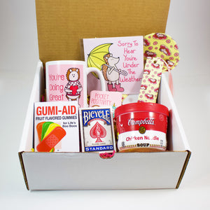 The Hedgehog Get Well Care Package