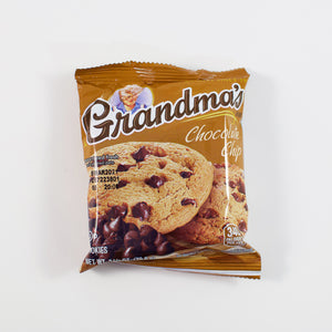 Grandma's Soft Baked Chocolate Chip Cookies