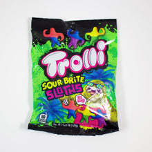 Load image into Gallery viewer, Trolli Sour Brite Gummi Sloths