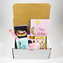 Load image into Gallery viewer, The Happy Birthday Hedgehog Mug Care Package