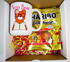 Mama Bear Care Package