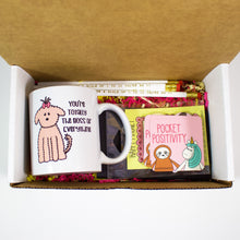 Load image into Gallery viewer, The Birthday Dog Mug Care Package