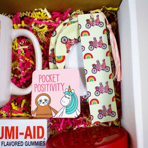 Sloth Speedy Recovery Get Well Soon Care Package
