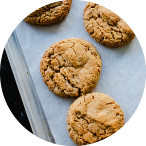 Peanut Cookie (Vegan)