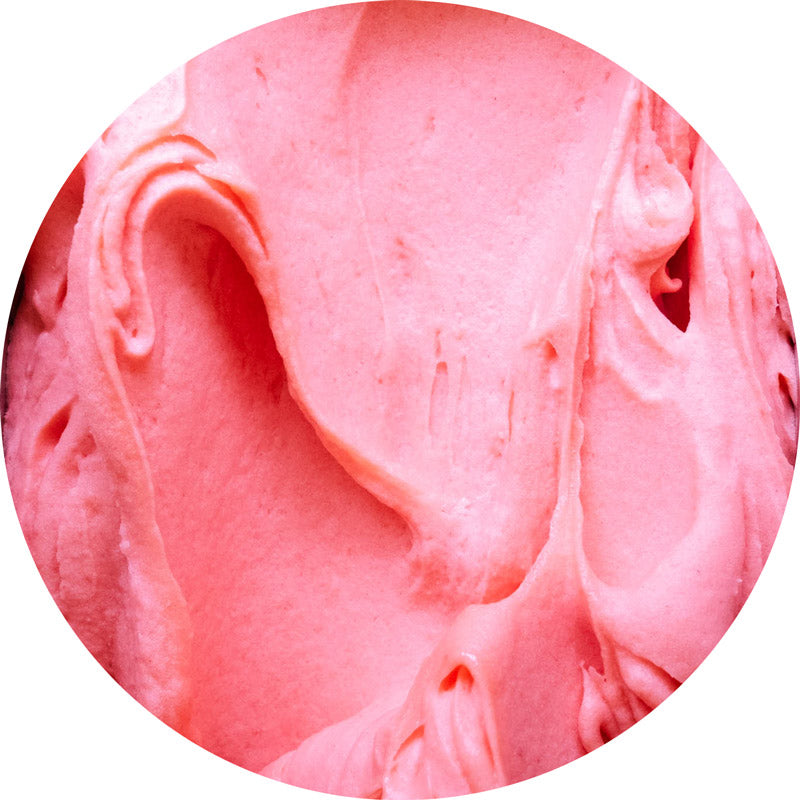 Québec Strawberry Sorbet