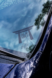 TORII GATE DECAL
