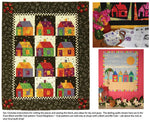 Perfect Patchwork Template Set J - Marti Michell