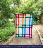 PATTERN: Fee-Fi-Faux Quilt Pattern