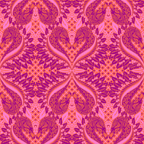 Free Spirit Fabrics - Tula Pink - Pinkerville - Gate Keeper - Cotton Candy