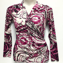 Load image into Gallery viewer, Karen Kane Long Sleeve Top Sz XL