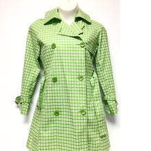 Load image into Gallery viewer, London Fog Rain Coat Sz S