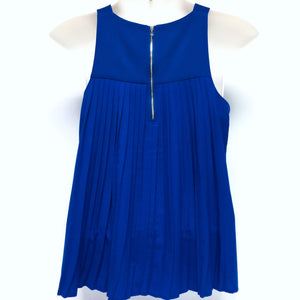 Calvin Klein Royal Blue Tank Sz L