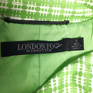 London Fog Rain Coat Sz S