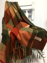 Load image into Gallery viewer, Pashmina Cashmere Blend Scarf