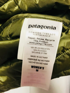 Patagonia Parka Coat, Size Medium