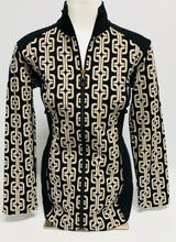 Load image into Gallery viewer, Susan Graver WEEKEND Long Sleeve Top, Size XXS