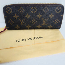 Load image into Gallery viewer, Louis Vuitton Wallet with Zipper