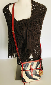 Scarf Wrap (shown with Dooney & Bourke Crossbody sold separately)