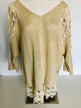 Load image into Gallery viewer, Dolman Sleeve Lightweight Sweater, Size XL