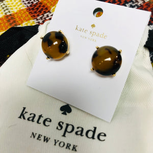 New with tags Kate Spade Earrings