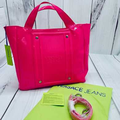 Versace Jeans Pink Tote