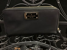 Load image into Gallery viewer, Kate Spade Black Wallet