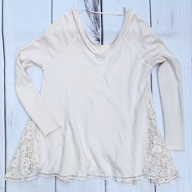 Free People Top Sz S