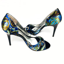 Load image into Gallery viewer, Carlos Santana Heels Sz 8