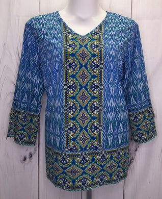 Kim Gravel Top Sz XL