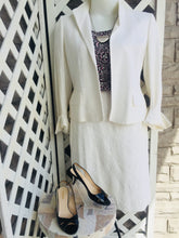 Load image into Gallery viewer, 2pc Ellen Tracy Skirt Suit sz 16