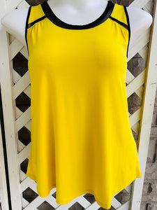 Worthington sleeveless top size L