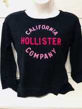 Load image into Gallery viewer, Hollister Sweatshirt Sz XS