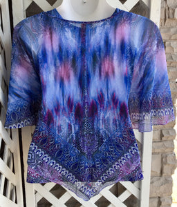 World Unity 2 Piece Top Sz L