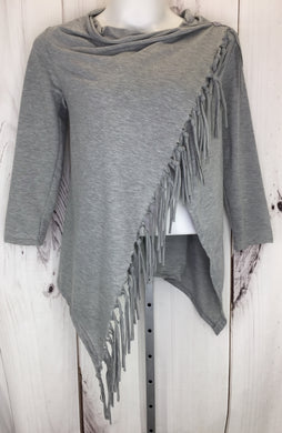 Gray Shrug Sz XL