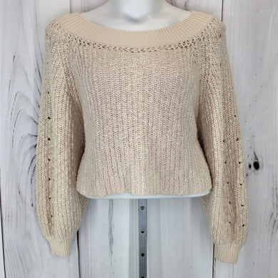 Free People Sweater Sz L
