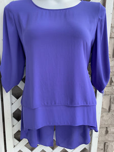 Chico's Top sz 2  (L)