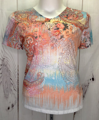 Chico's Top Sz 3 (XL)