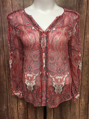 Lucky Brand Top Sz XL