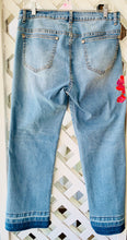 Load image into Gallery viewer, Christina Jeans sz 8